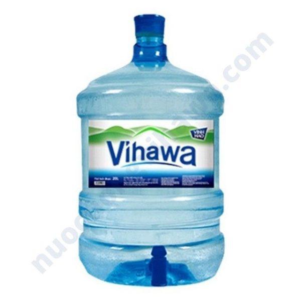 Nước tinh khiết Vihawa 20 lit
