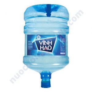 Nước khoáng Vĩnh Hảo 20L bình úp