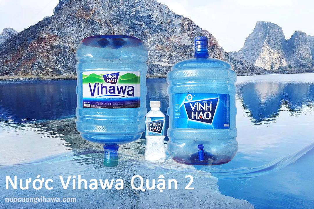 Sản phẩm nước Vihawa Quận 2