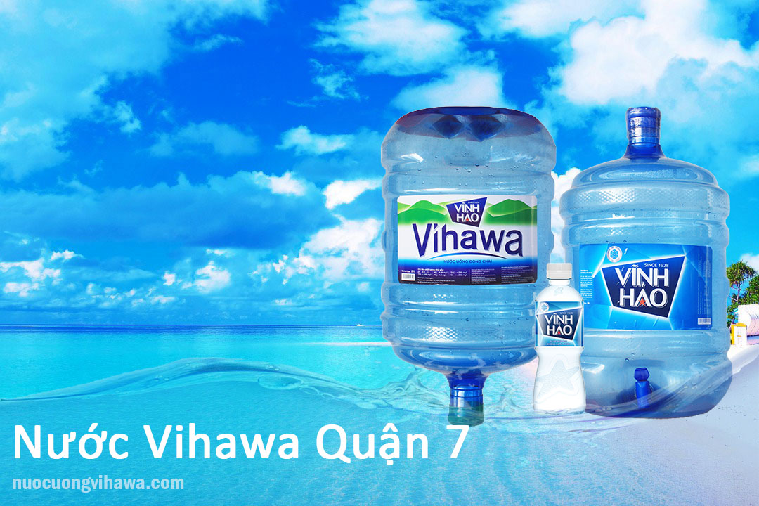 Sản phẩm nước Vihawa Quận 7