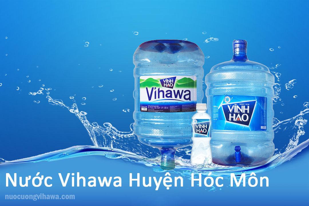 Sản phẩm nước Vihawa huyện Hóc Môn