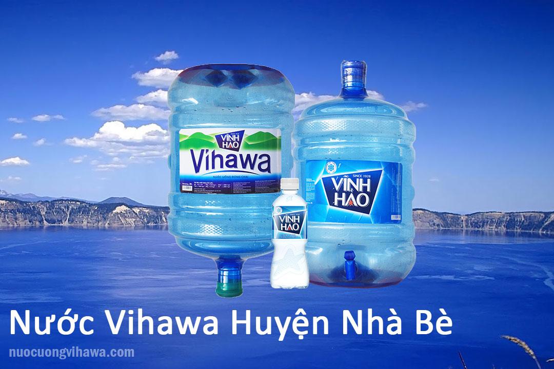Sản phẩm nước Vihawa huyện Nhà Bè