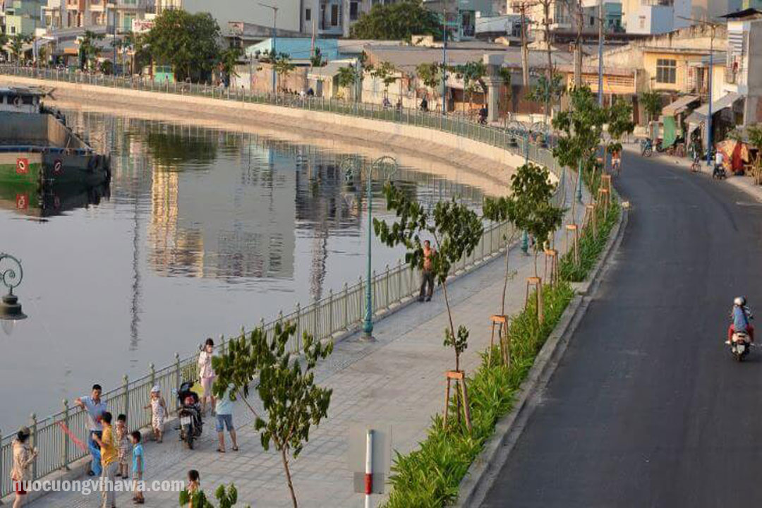 Vihawa khu vực quận Tân Phú