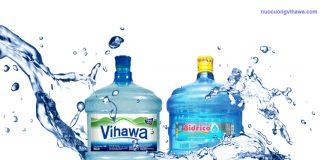 Khác biệt giữa nước tinh khiết Vihawa và Bidrico là gì?