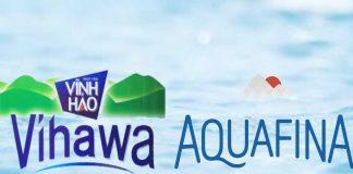 Nên chọn Vihawa hay Aquafina