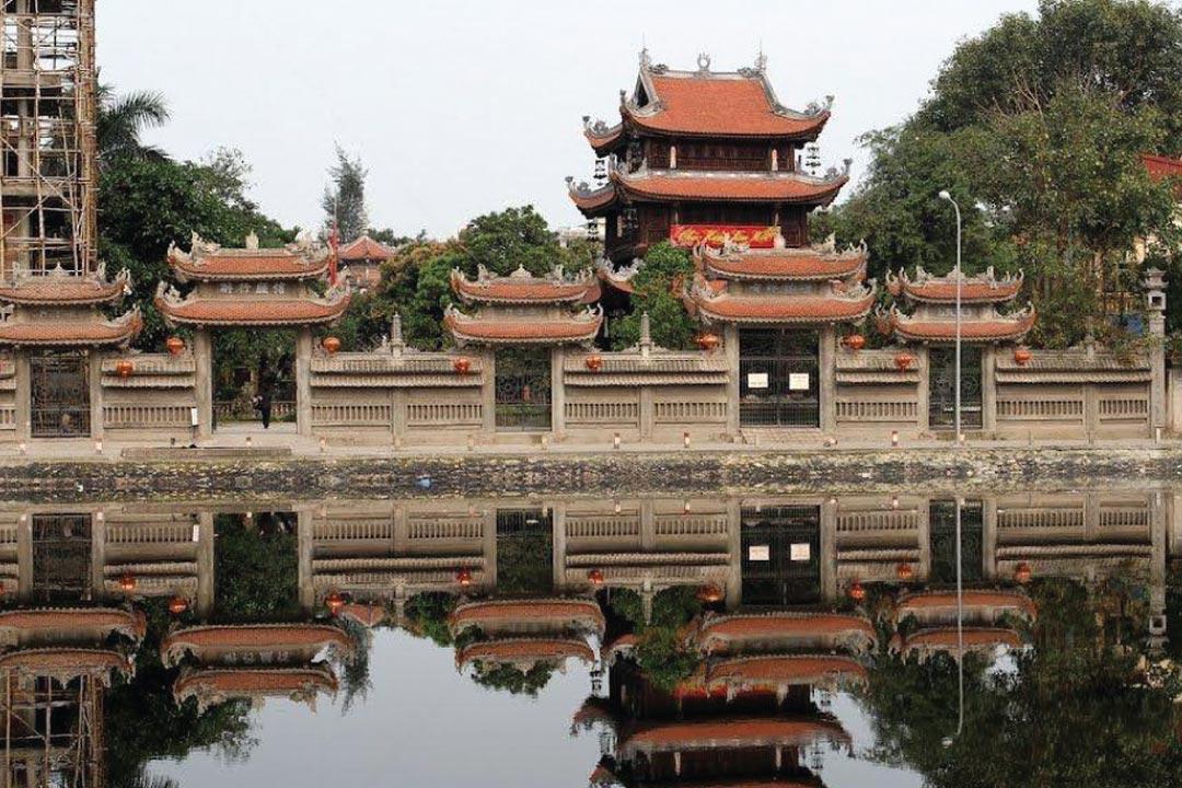 Chùa Phố Chiếu tại Quận Hải An