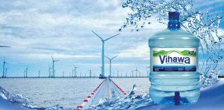 Đại lý nước Vihawa tại Bạc Liêu