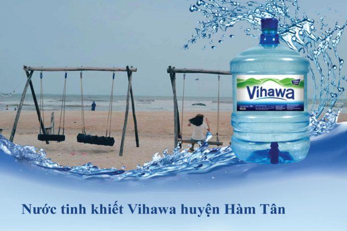 Đại lý nước Vihawa Hàm Tân