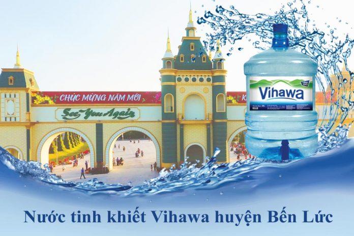 Đại lý nước Vihawa tại huyện Bến Lức