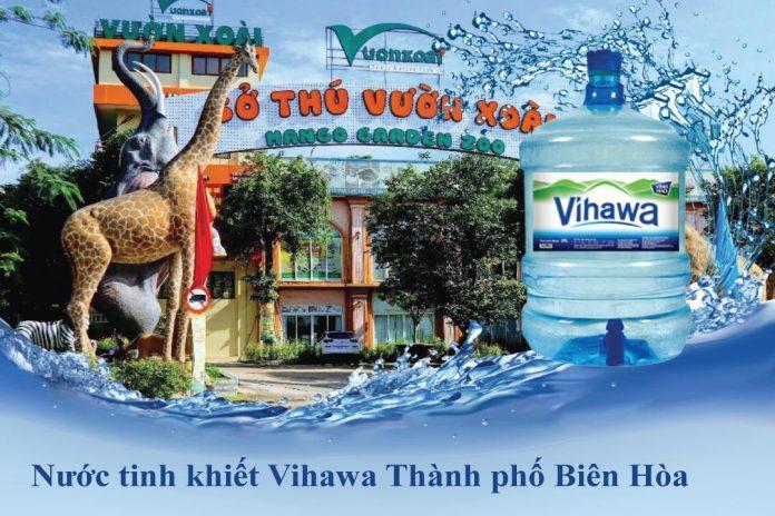 Đại lý nước Vihawa tại Thành phố Biên Hòa