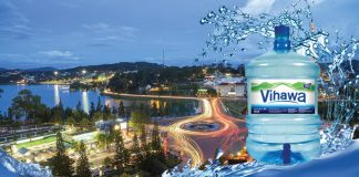 Đại lý nước Vihawa tại Thành phố Đà Lạt