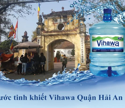 Đại lý nước Vihawa tại Quận Hải An