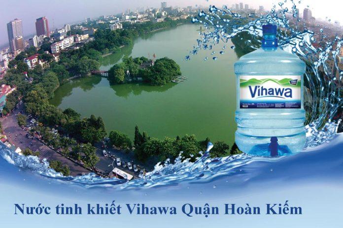 Đại lý nước Vihawa tại Quận Hoàn Kiếm