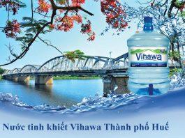 Đại lý nước Vihawa tại Thành phố Huế