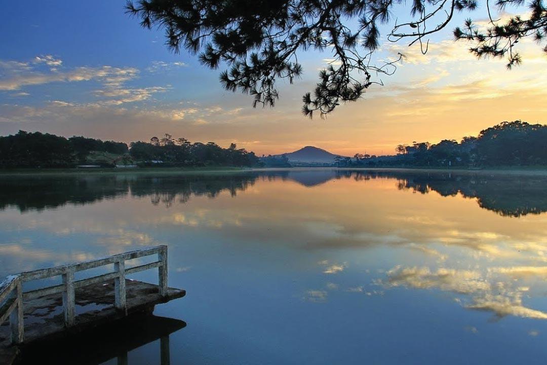 Hồ Xuân Hương tại Đà Lạt