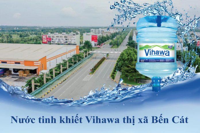 Đại lý nước Vihawa thị xã Bến Cát
