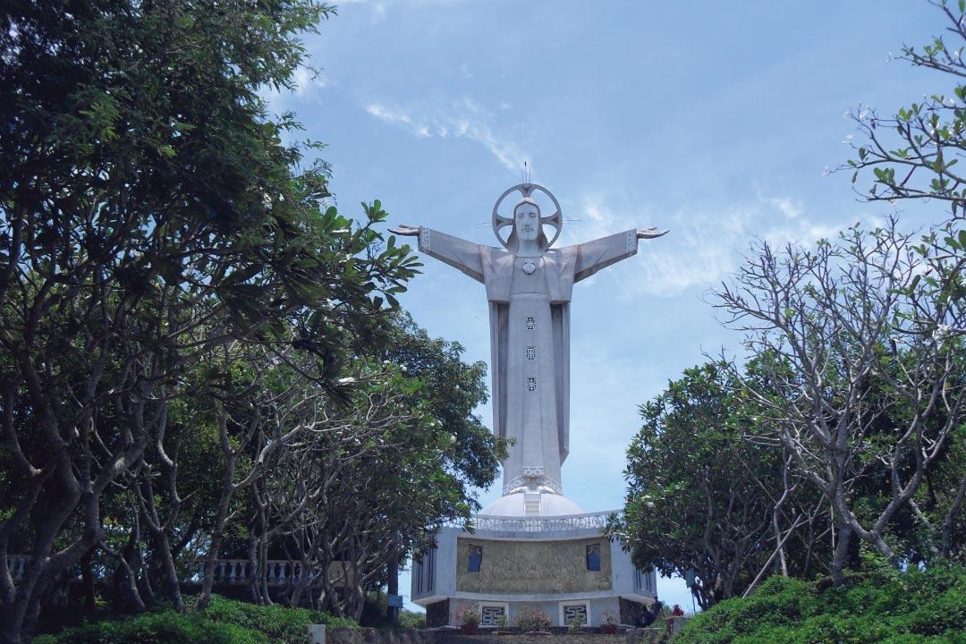 Tượng chúa Kito tại Thành phố Vũng Tàu