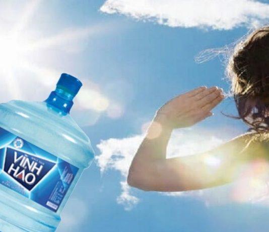 Uống nước Vĩnh Hảo trong những ngày hè